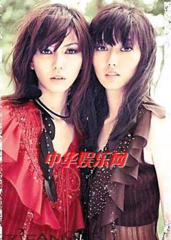 网友惊呼孙燕姿与小6岁的妹妹孙燕美根本是双胞胎