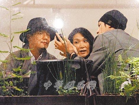 刘德华 陈信宏/柯震东爸爸柯耀宗不反对姐弟恋赞萧亚轩是很棒的女生(图)