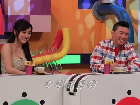 杜汶泽《康熙来了》和徐熙娣飙脏话自爆吃过人肉(图)