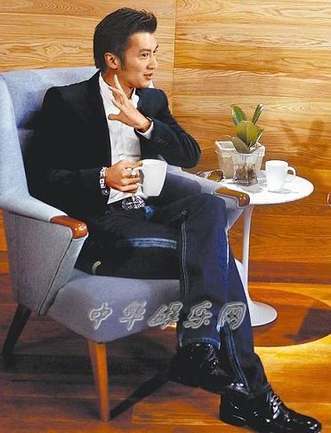 32岁谢霆锋坦承苦恋王菲未果很可惜和张柏芝不会复婚(图)
