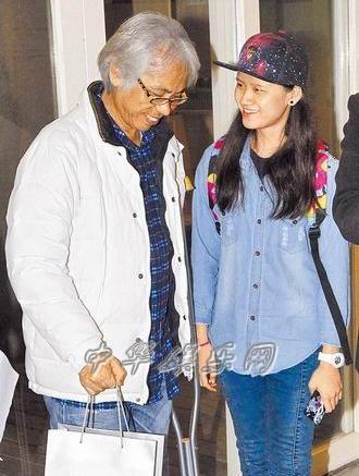 57岁李坤城劈腿恋上好友17岁女儿林靖恩女友父亲同意交往