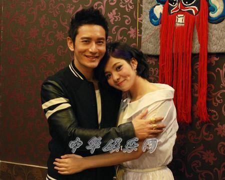 刘思涵赴台宣传首张专辑《拥抱你》黄晓明送抱当发片礼(图)