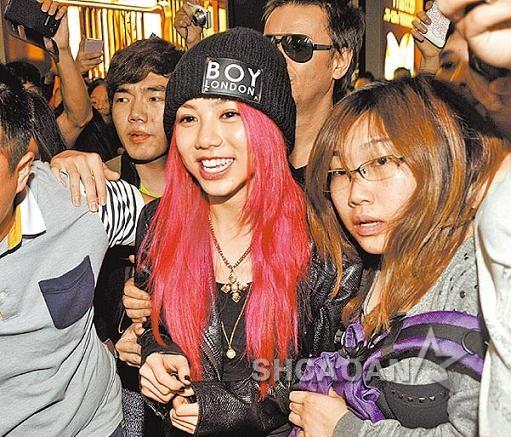 邓紫棋称和林宥嘉分手没影响发挥韩磊将带儿子参加爸爸去哪儿