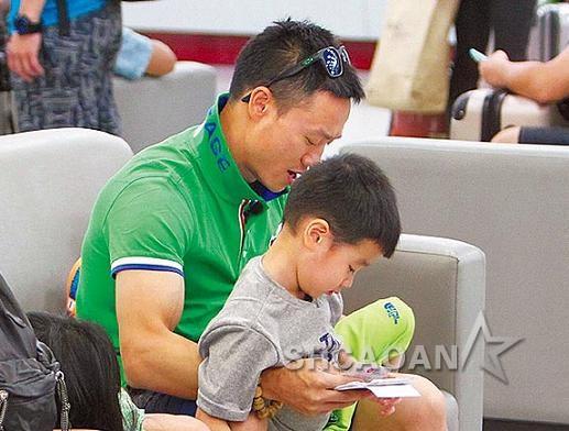 林志颖带Kimi回炉《爸爸去哪儿2》PK曹华恩、黄多多(图)