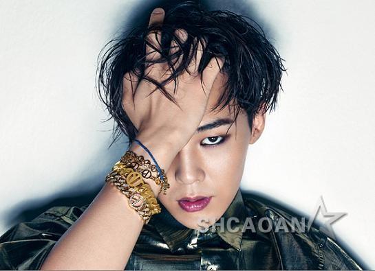 BigBang权志龙亲顺手设计型味首饰 26岁诞辰赔款皇冠手机版万韩币(图)