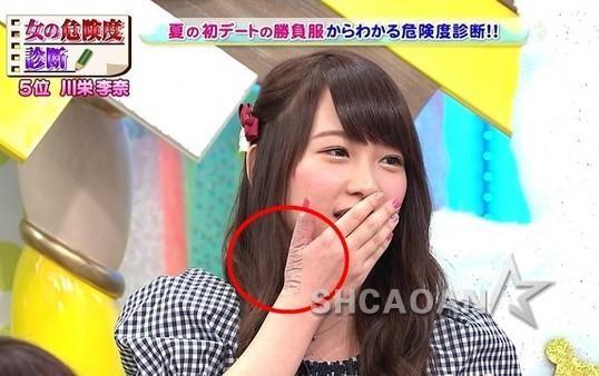 米泽瑠美成AKB48第4名拍AV成员川荣李奈遭砍伤留下后遗症(图)