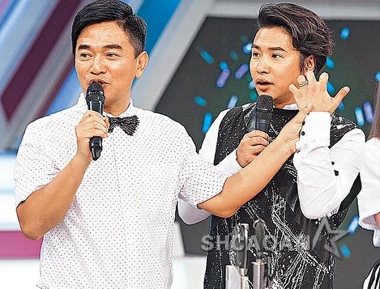 35岁欧弟娶老婆郑云灿终结衰运抱怨以前罗志祥不用当兵(图)