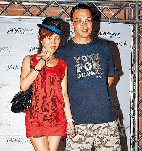 彭佳慧曾打算嫁给陈国华老公王丕仁求婚3次才成功(图)