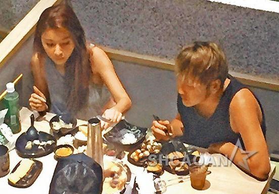 KID林柏升勾许维恩甜蜜吃火锅不想和女友搭档《18岁不睡》(图)
