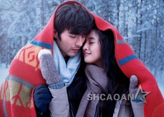 《我的蛋男情人》林依晨和凤小岳在零下6度的冰屋谈情说爱(图)