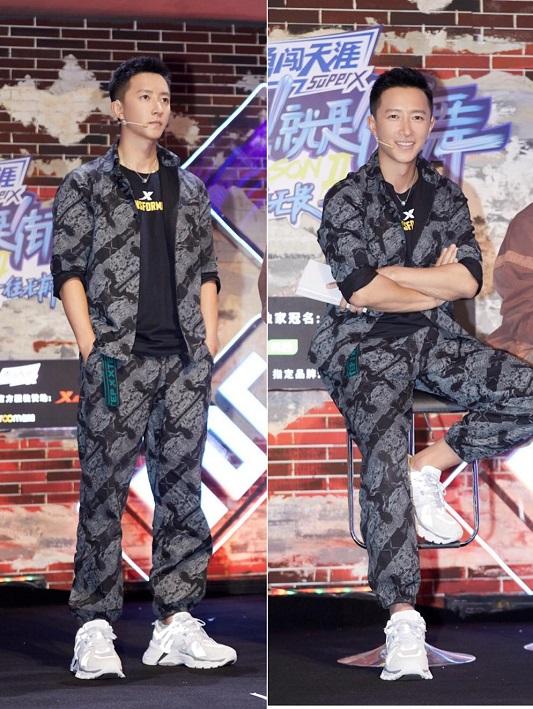 《这就是街舞》2来袭韩庚曾精心pickASH登上舞台