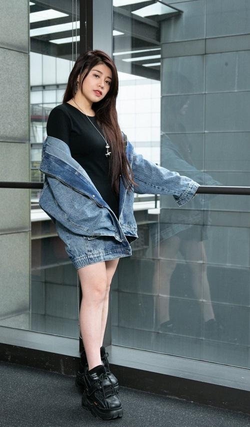 陈慧娥29岁爱女林吟蔚遇暴力男友半年被劈腿3次(图)