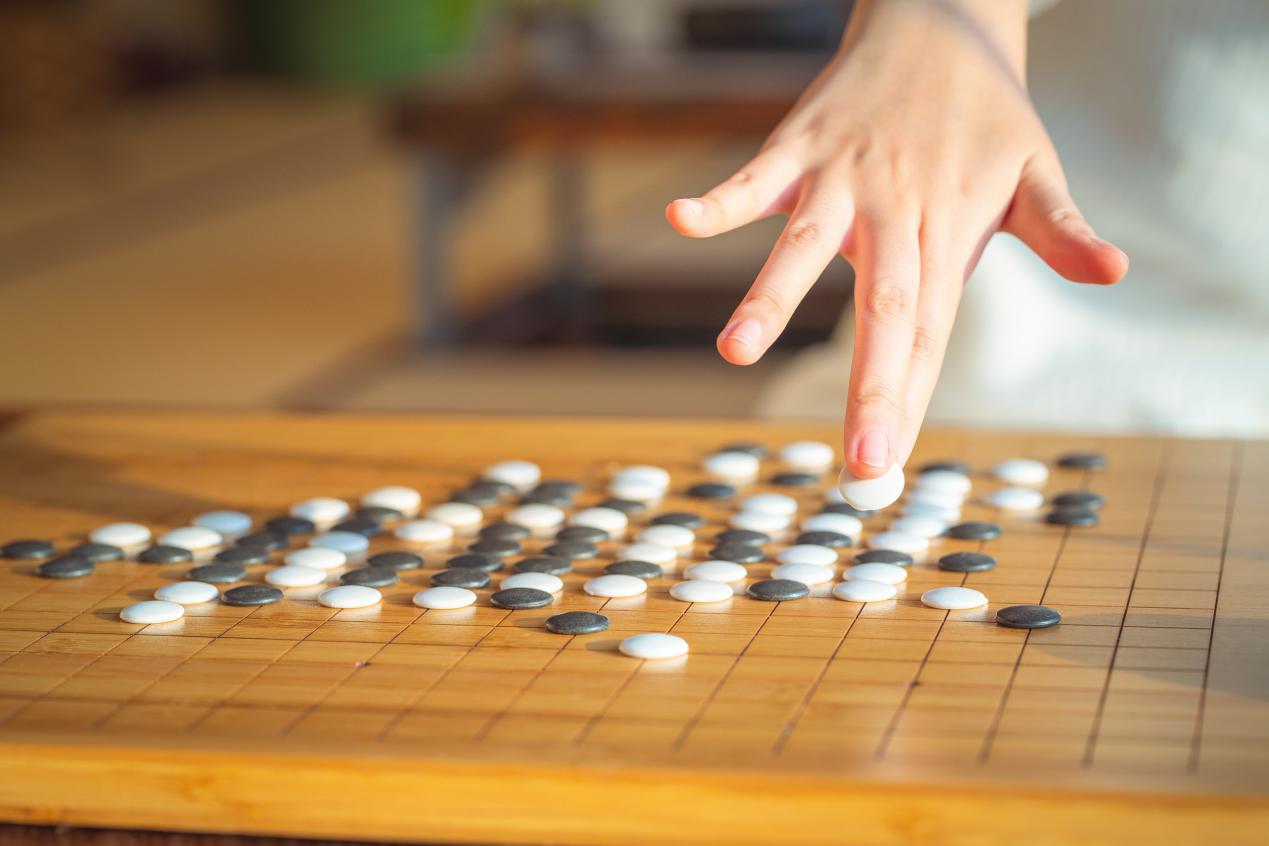 弈学园:少儿围棋教育,这里很专业!