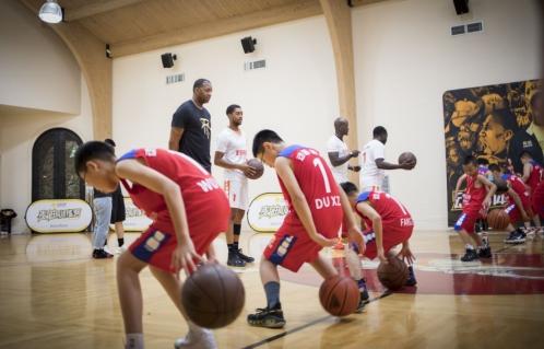 动因体育篮球技术总监麦迪要来了!