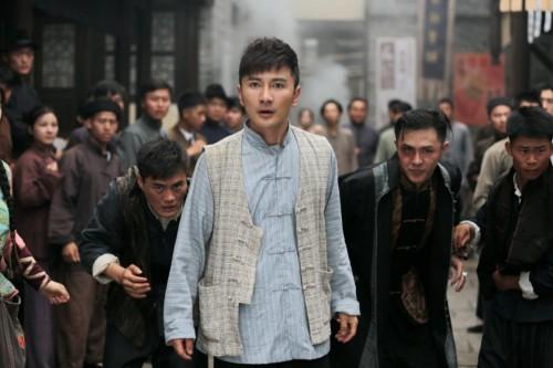 """电视剧《好汉》江苏城市频道首播三大看点为传奇""""活血"""""""