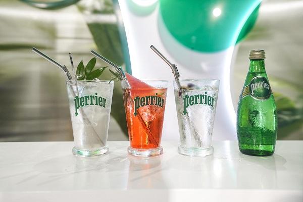"Perrier巴黎水""GreenHouse""体验空间空降成都"