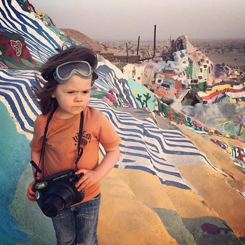 5岁成《国家地理》御用摄影师安踏儿童纽约时装周的照片竟是他拍?