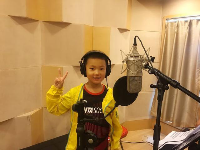 童星刘沛林首张EP《童年无忌》即将发行