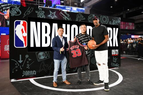 """热血球迷交换季――NBA中国联手天猫打造""""潮""""盛会在长沙成功举办"""