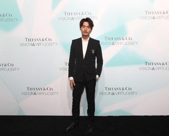 宋洋出席蒂芙尼上海珍品展开幕盛典,感受跨越时间的传世经典