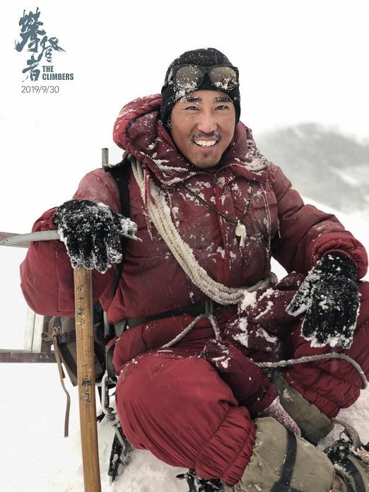 《攀登者》李京沐:果敢坚毅无畏攀登