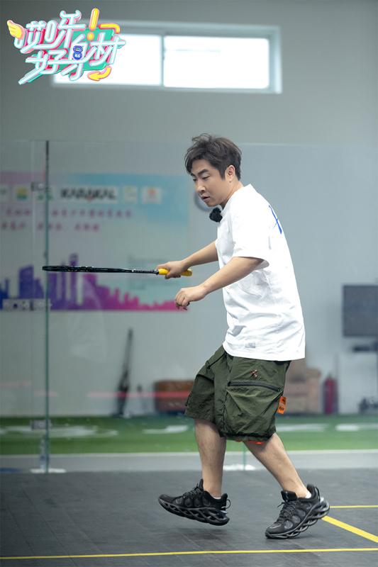 《哎呀好身材》王菊成家班训练惨受伤乔杉曾因外形被劝改行