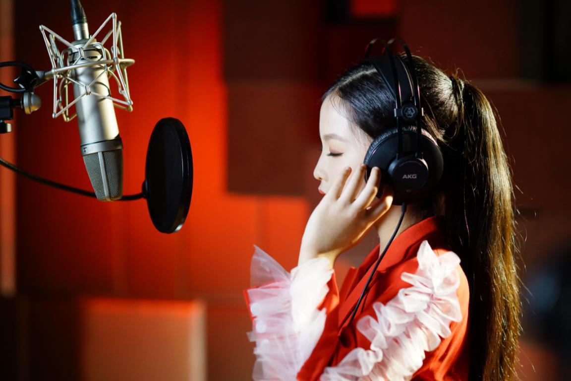 林雨熙励志新歌惊喜不断我们注定《生而不凡》