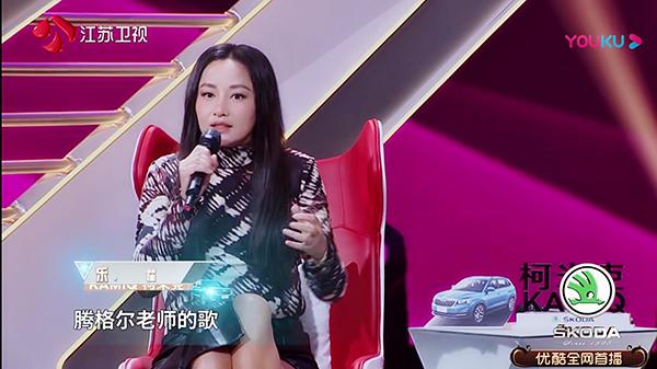 """48岁瞿颖发新歌上综艺事业""""加速度""""发展,网友:女神回来了!"""