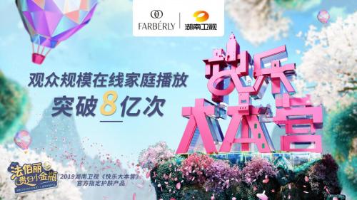 法伯丽X《快乐大本营》跨界营销,品牌牵手吴昕开展全新升级!