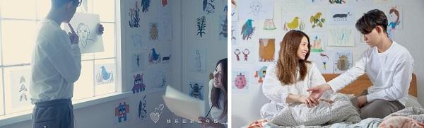 周生生Promessa品牌主题曲《少女》MV幕后花絮揭秘林宥嘉高甜宠妻的童心日常