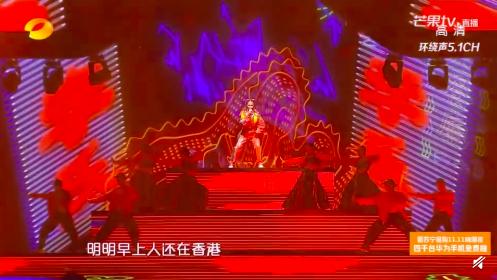 双十一狮晚李玟向SUPER会员吐槽:我也想抢红包