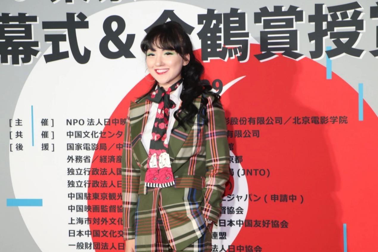 宋思雨:受邀参加国际电影节和第二届进博会