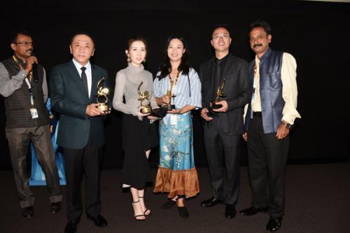 靳芊芊主演《生机》入围印度国际电影节,新生代小花未来可期