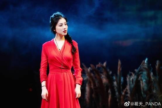 葛天话剧《小红和小明》巡演潍坊站圆满成功