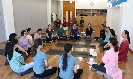 每日瑜伽新人挑战赛一场坚持与让步的较量