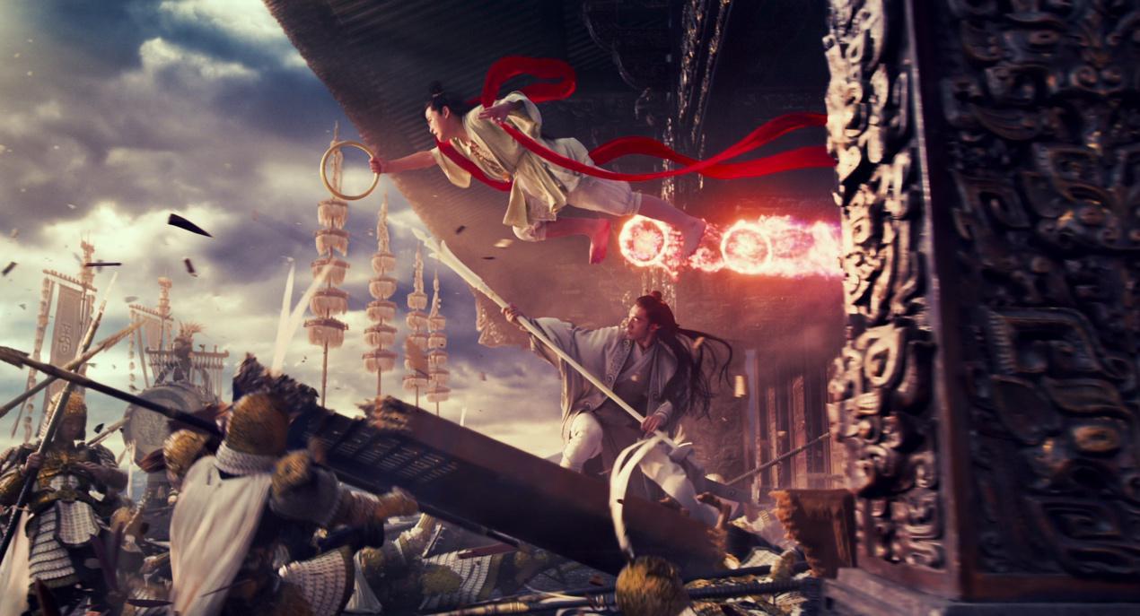 电影《封神三部曲》发布先导预告乌尔善美学风格传递中国古典美