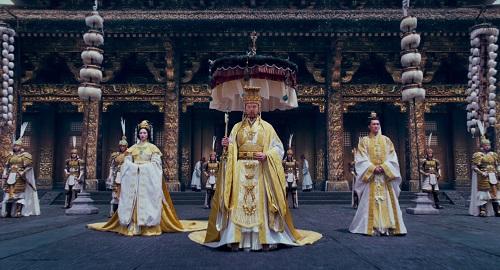 电影《封神三部曲》预告片纣王造型盘点细节暗藏哪些关键剧情?