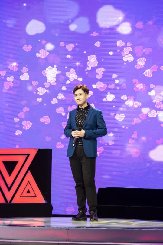 原创歌手广�Z受邀参加北京卫视青年频道《新歌来了》现场演唱《永不失去你》