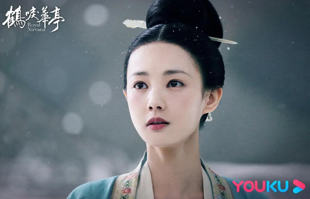 鹤唳华亭原版道具在闲鱼义卖:领取一份东方之美