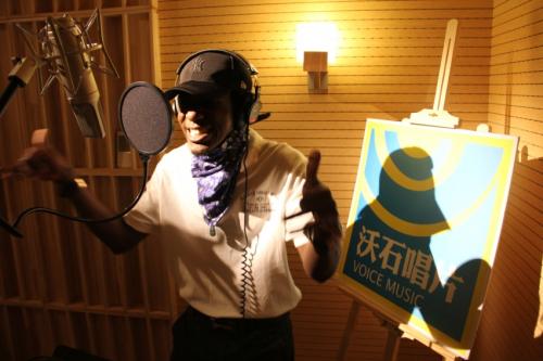 沃石唱片唐山录音棚开启原创音乐季,网红专辑档期满满