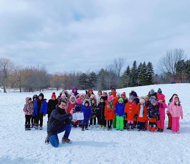 《让世界充满爱》――加拿大的孩子为世界祝福