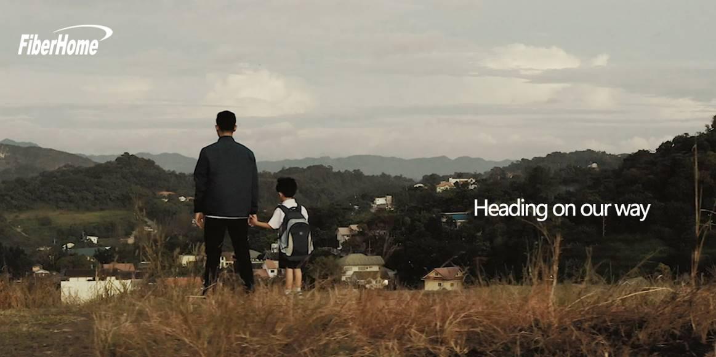 励志英文歌《Headingonourway》献给每一位奋力前行的追梦人