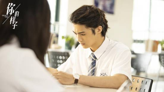 史文翔首饰双重人物主演新电影《你的样子》热拍