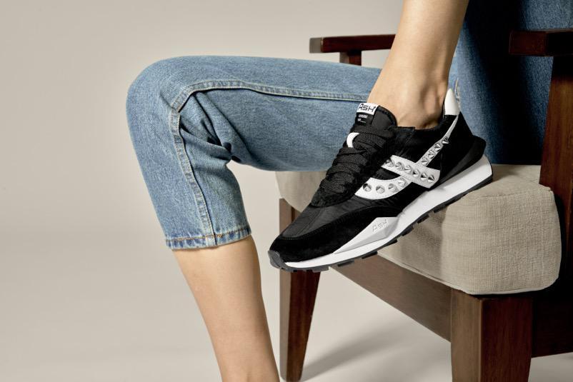 ASH首次推出环保鞋履系列RE/ASH正式踏入绿色环保的旅程