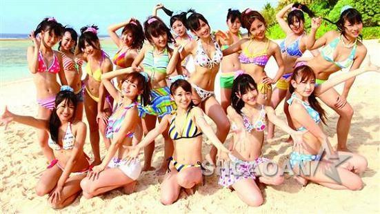 AKB48被爆血汗工厂大岛优子不满单飞人气团员卖色相攒钱(图)