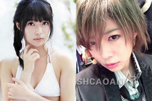 AKB48指原莉乃女扮男装被赞杰尼斯偶像板野友美爆同居人气下滑